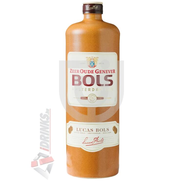 zeer oude genever bols how to drink