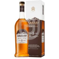 Ararat ***** 5 Éves Brandy [0,7L 40%]