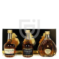 Courvoisier Cognac Miniset (VS/VSOP/XO) [3*0,05L 40%]