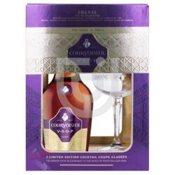 Courvoisier VSOP Cognac (DD+2 Cocktail Pohár) [0,7L 40%]