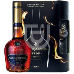 Courvoisier VSOP Cognac (DD+2 Pohár) [0,7L 40%]