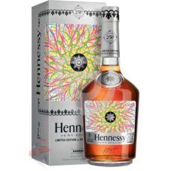 Hennessy VS Cognac Ryan McGinness Limited Edition [0,7L 40%]