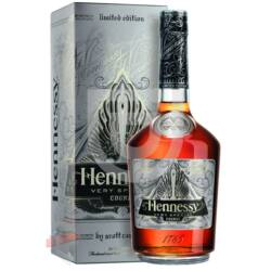 Hennessy VS Cognac Scott Cambell Limited Edition [0,7L|40%]