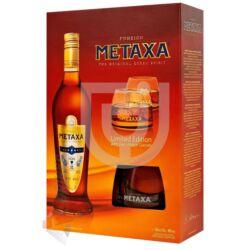 Metaxa 7* (DD+2 Pohár) [0,7L|40%]