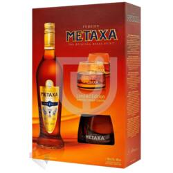 Metaxa 7* (DD+2 Pohár) [0,7L 40%]