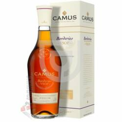 Camus Borderies VSOP Limited Edition Cognac [0,7L|40%]
