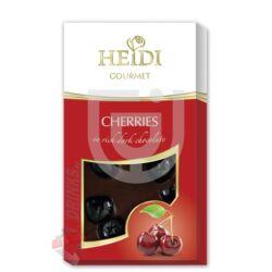 Heidi Gourmet Cherry /Meggyes/ Étcsokoládé [100g]