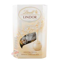 Lindt Lindor Fehércsokoládé Golyó [200g]