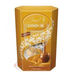 Lindt Lindor Karamellás Csokoládégolyó [200g]