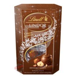 Lindt Lindor Mogyorós Csokoládégolyó [200g]