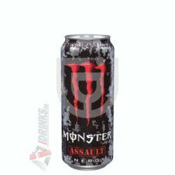 Monster Assault Energiaital /Doboz/ [0,5L] [12db/k]