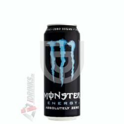 Monster Zero Energiaital /Doboz/ [0,5L] [12db/k]