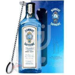 "Bombay Sapphire ""Strong""  Gin (DD+Bárkanál) [1L 47%]"