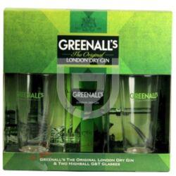 Greenall's Original Gin (DD+2 Pohár) [0,7L|37,5%]