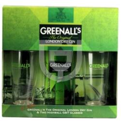 Greenall's Original Gin (DD+2 Pohár) [0,7L 37,5%]