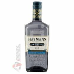 Haymans Family Reserve Gin [0,7L|41,3%]