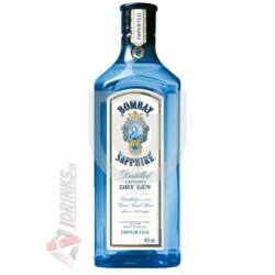 """Bombay Sapphire """"Strong"""" Gin [1L 47%]"""