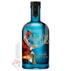 The King of Soho London Dry Gin [0,7L|42%]