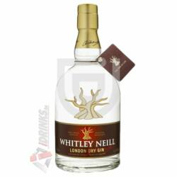 Whitley Neill London Dry Gin [0,7L|42%]
