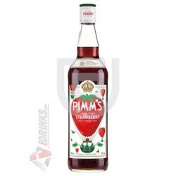 Pimm's Strawberry & Mint /Eper & Menta/ Likőr [1L|20%]