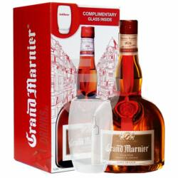 Grand Marnier C. Rouge Likőr (DD+Pohár) [1L 40%]