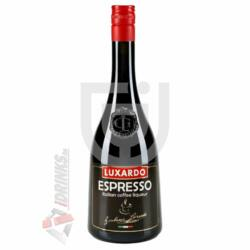 Luxardo  Espresso Coffee Likőr [0,7L|27%]