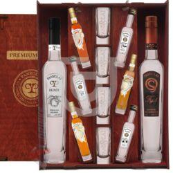 Panyolai Pálinka Prémium Pack (Ínyencségek Válogatás)