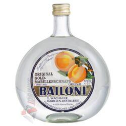 Bailoni Marillen /Sárgabarack/ Schnaps [0,7L 40%]