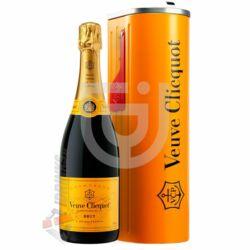 Veuve Clicquot Brut Pezsgő (Metal Mailbox) [0,75L|12%]
