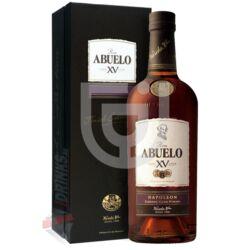 Abuelo XV Napoleon Cognac Cask Finish Rum [0,7L 40%]