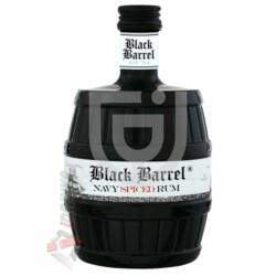 A.H Riise Black Barrel Navy Spiced Rum [0,7L|40%]