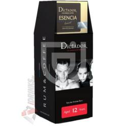 Dictador 12 Years Rum (Ajándék kávéval) [0,7L|40%]