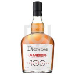 Dictador Amber 100 Months Rum [0,7L 40%]