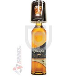 Flor de Cana Clasico 5 Years Rum (Ajándék pohrral) [0,7L 40%]
