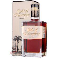 Gold of Mauritius Dark Rum [0,7L|40%]