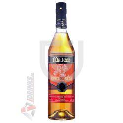 Malteco Spiced Rum 8 Years Rum [0,7L|40%]