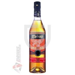 Malteco Spiced Rum 8 Years Rum [0,7L 40%]