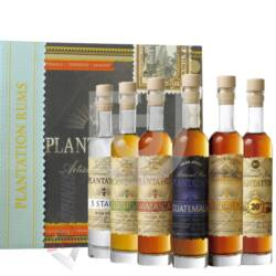 Plantation Rum Cigar Box [6*0,1L|41,2%]