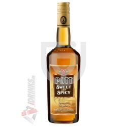 Pott Sweet and Spicy Rum [0,7L 35%]
