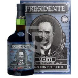 Presidente Marti 15 Years Rum [0,7L|40%]
