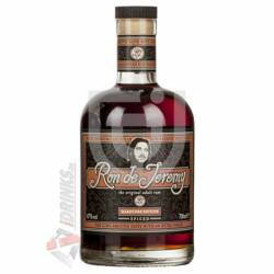 Ron de Jeremy Spiced Hardcore Edition Rum [0,7L|47%]