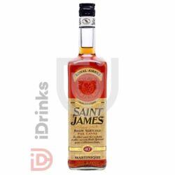 Saint James Royal Ambré Rum [0,7L|45%]