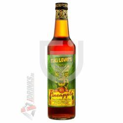 Tiki Lovers Pineapple Rum [0,7L|45%]