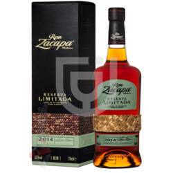 Zacapa Centenario Reserva Limitada Rum 2014 [0,7L|45%]