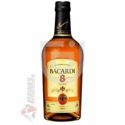 Bacardi 8 Éves Rum [1L|40%]