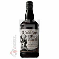 Captain Morgan Black Spiced Rum [0,7L|40%]