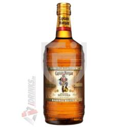 "Captain Morgan Spiced Gold ""Barrel Bottle"" Rum [1,5L