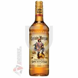 Captain Morgan Spiced Gold Rum [1L|35%]