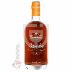 Damoiseau Full Proof 1991 Rum (DD) [0,5L|54,4%]