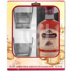 Damoiseau Vieux Reserve Speciale Rum (DD + 2 Pohár) [0,7L 42%]